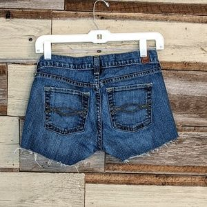 Abercrombie & Fitch Shorts - Abercrombie & Fitch Cut Off Jean Shorts sz 2
